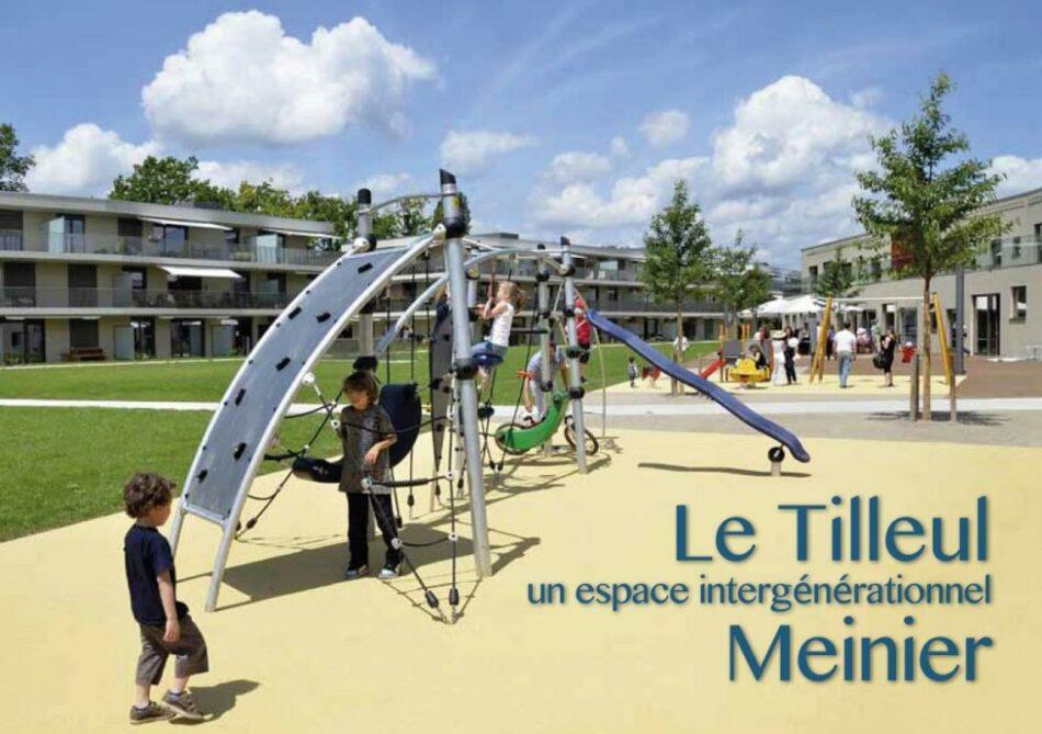 Le Tilleul - espace intergénérationnel