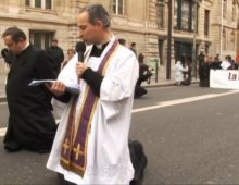 Des catholiques intégristes
