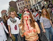 Des zombies