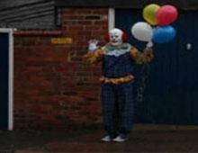 Des clowns