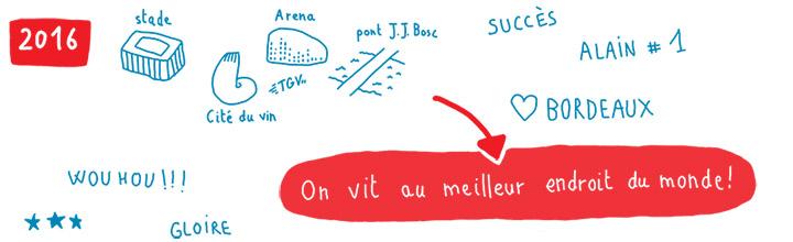 Bordeaux, ça va être super !